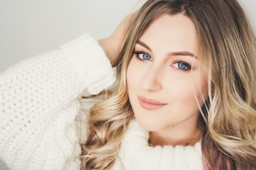 Beautiful Czech Woman