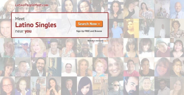 Latinopeoplemeet The Latino Dating Network