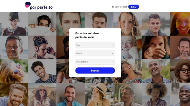 Parperfeito Brazilian Dating Site