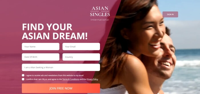 Asiansingles2day Review
