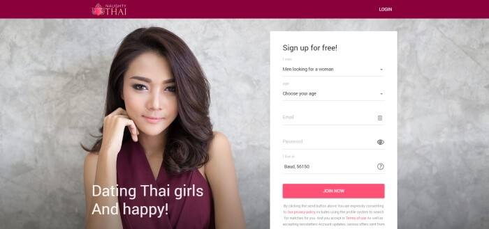 Naughtythai Review